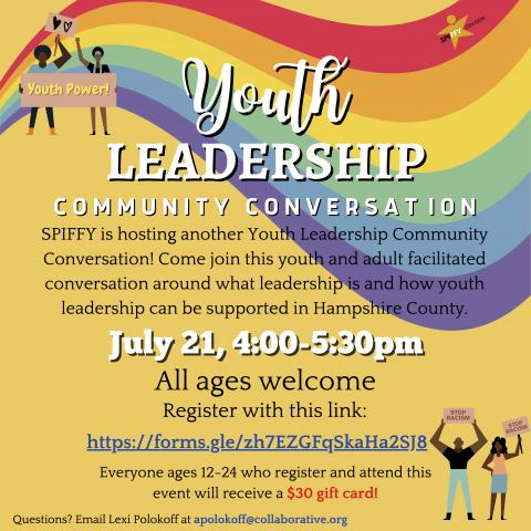 Youth Leadership Meeting